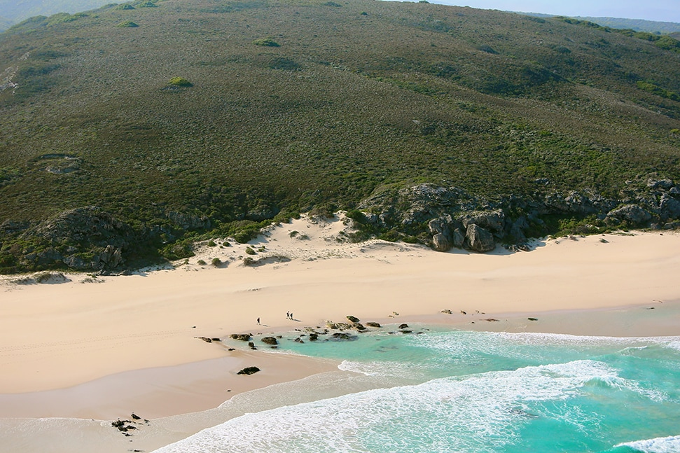 Lekkerwater Beach Lodge - Walks on the beach