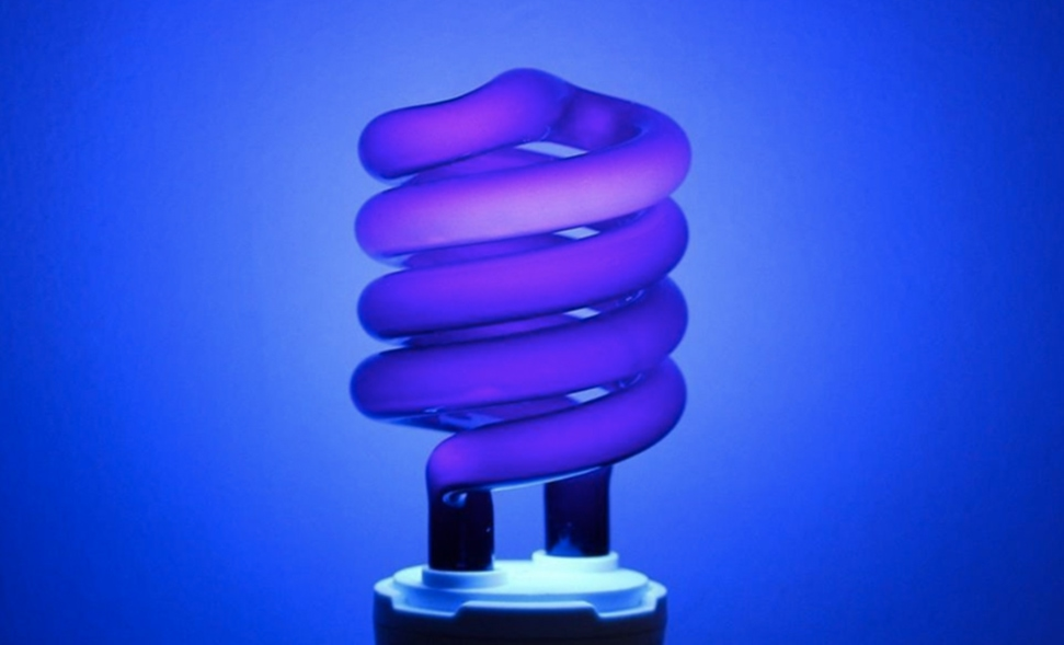Use an ultraviolet lamp