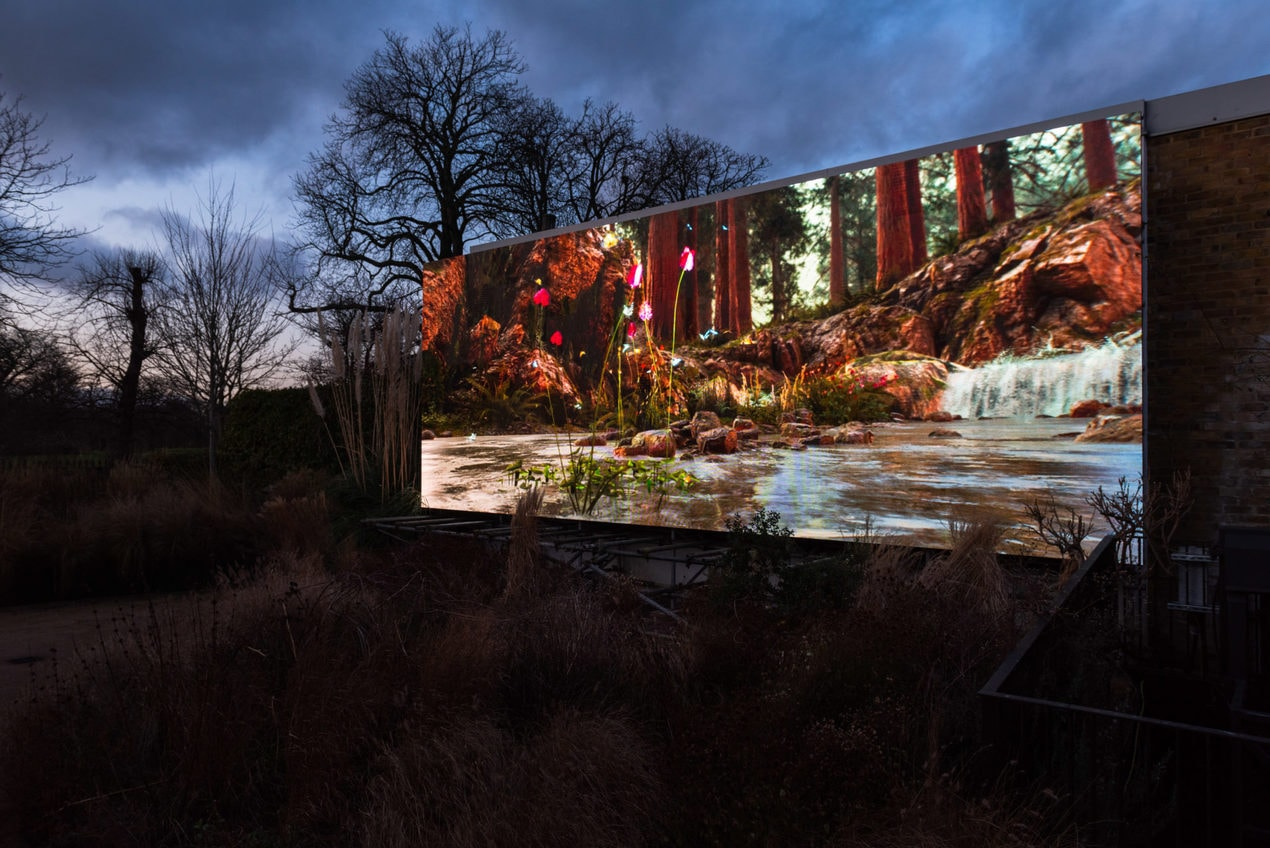 Jakob Kudsk Steensen, Catharsis 2019-2020 Supported by CONNECT, BTS Outdoor installation