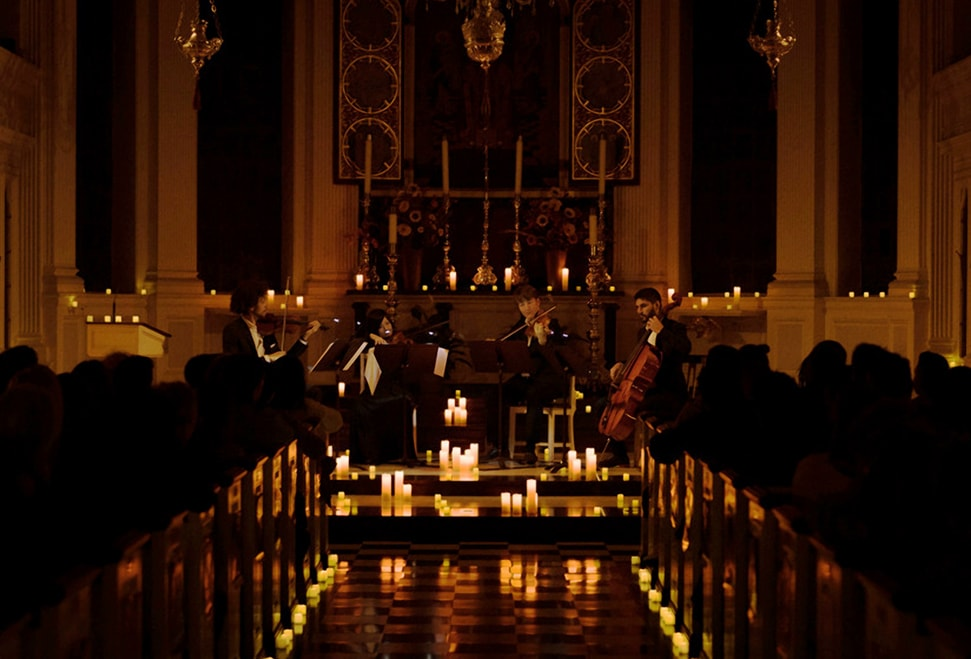Candlelight Live featuring Beethoven & Chopin