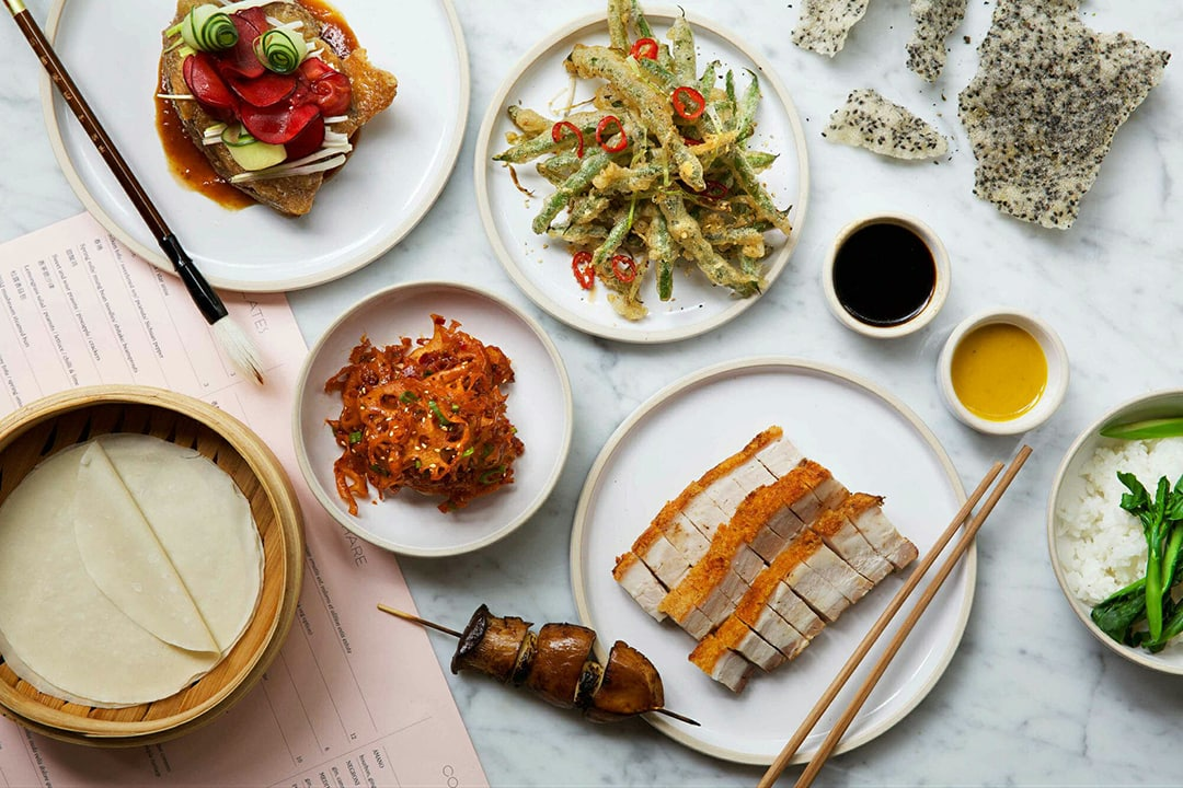 Cantonese cooking with Chef Andrew Wong of Michelin-starred Chinese restaurant A.Wong in Pimlico