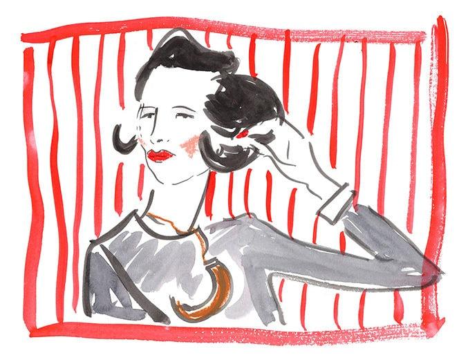 Diana Vreeland BonMots – Words of Wisdom from the Empress of Fashion
