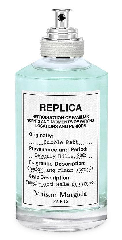 Alessandra Steinherr picks her five best new beauty products of the week Margiela Parfums Replica Bubble Bath e1587515672614