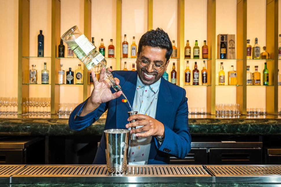 Ryan Chetiywardana, aka 'Mr Lyan', was this year declared the number one most influential person in the drinks industry