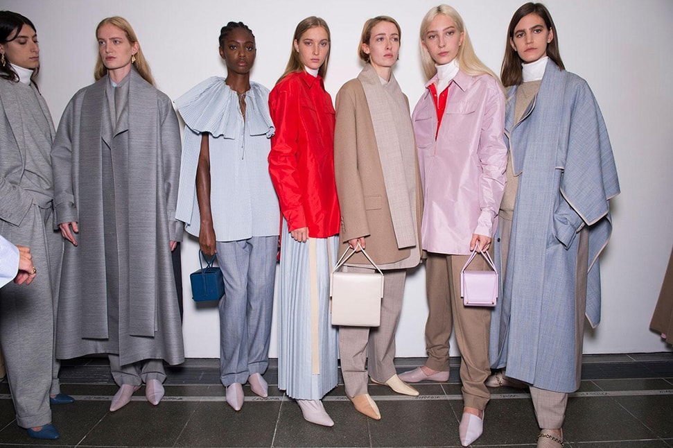 Roksanda's S/S20 show from London Fashion Week