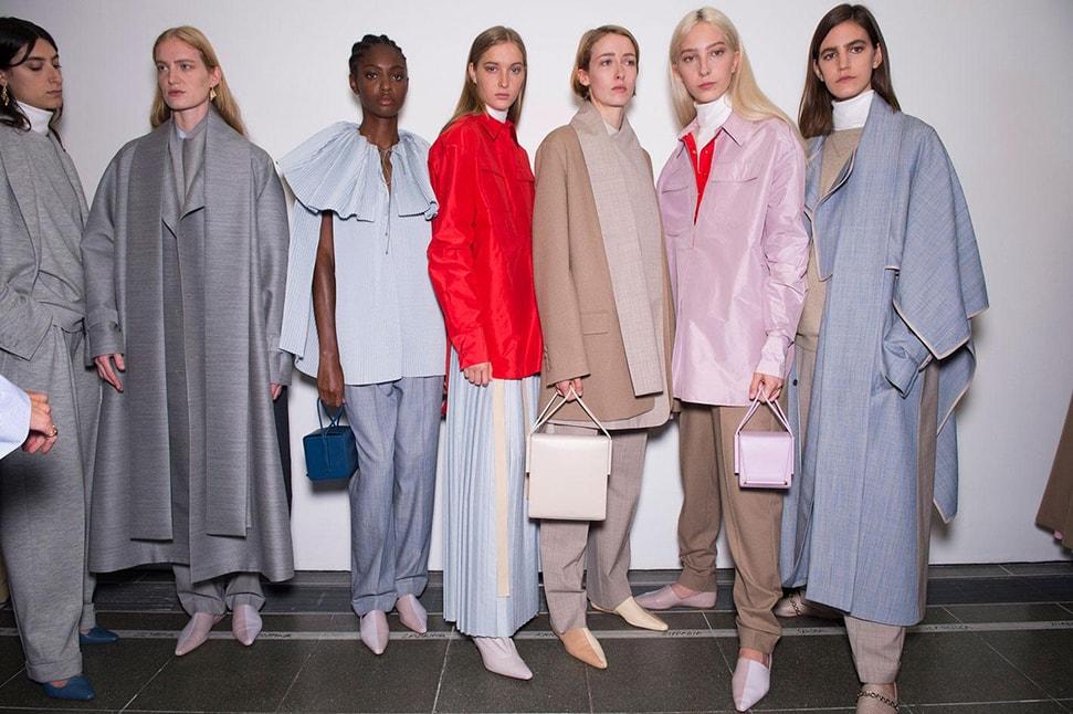 Roksanda's S/S20 show from London Fashion Week