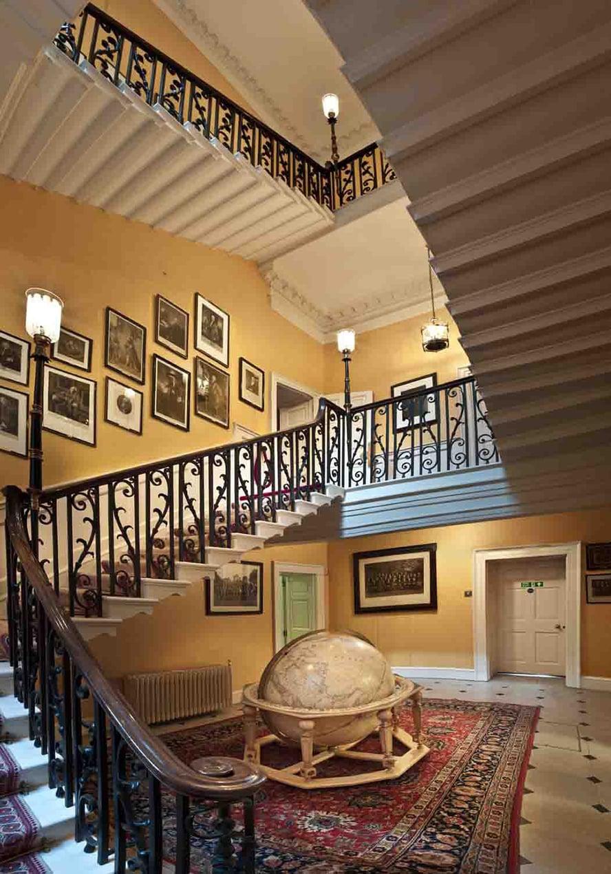 Inside 10 Downing Street