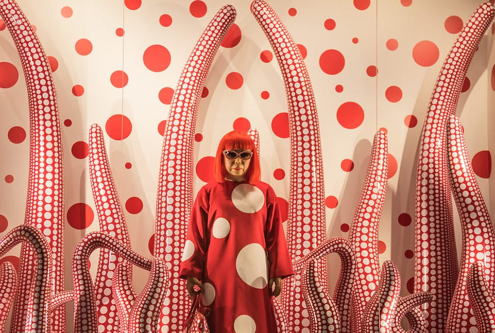 Kusama's Infinity, one of Flora Ogilvy's top art films