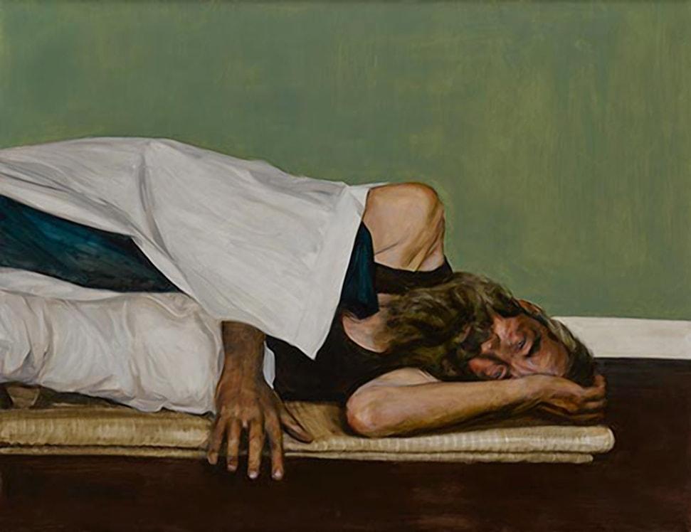 Restless by Egbert Vincent Modderman