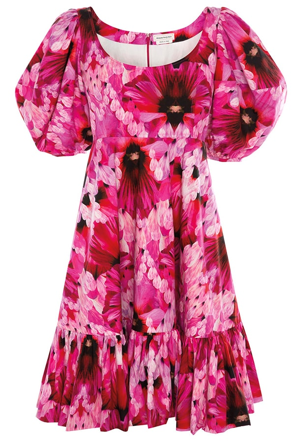 The Dress Edit: The 45 best summer dresses to buy now and wear all season ALEX MCQUEEN