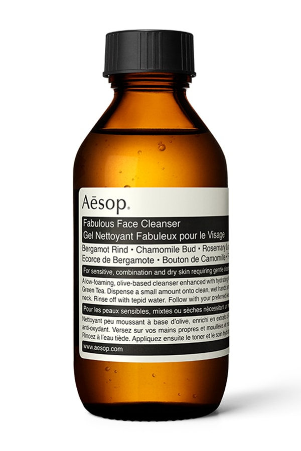Aesop Skin Fabulous-Face Cleanser, part of Amy Jackson's beauty regime