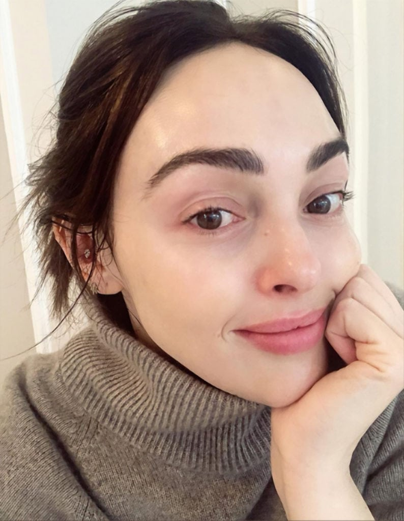 Alessandra Steinherr Lockdown Skin