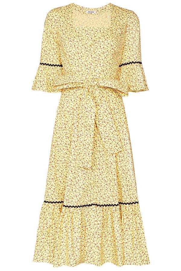 BROWNS batsheva delsy floral print belted dress 14656074 23638380 1920