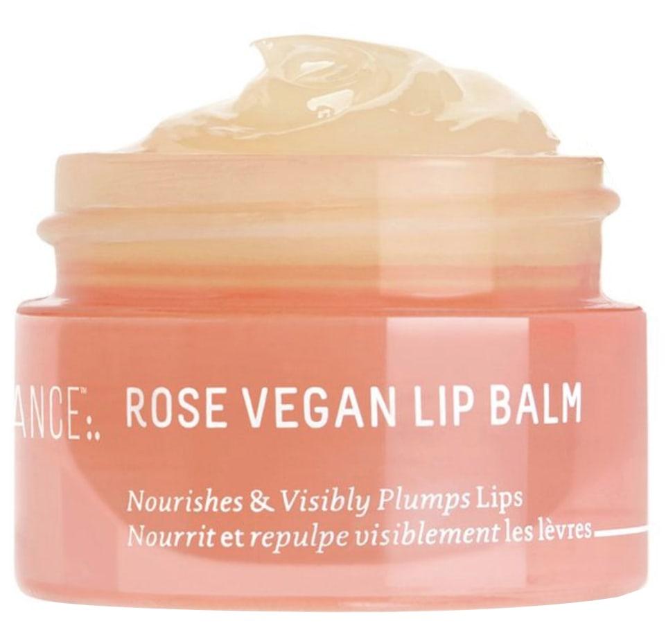 Biossance Vegan Rose Lip Balm