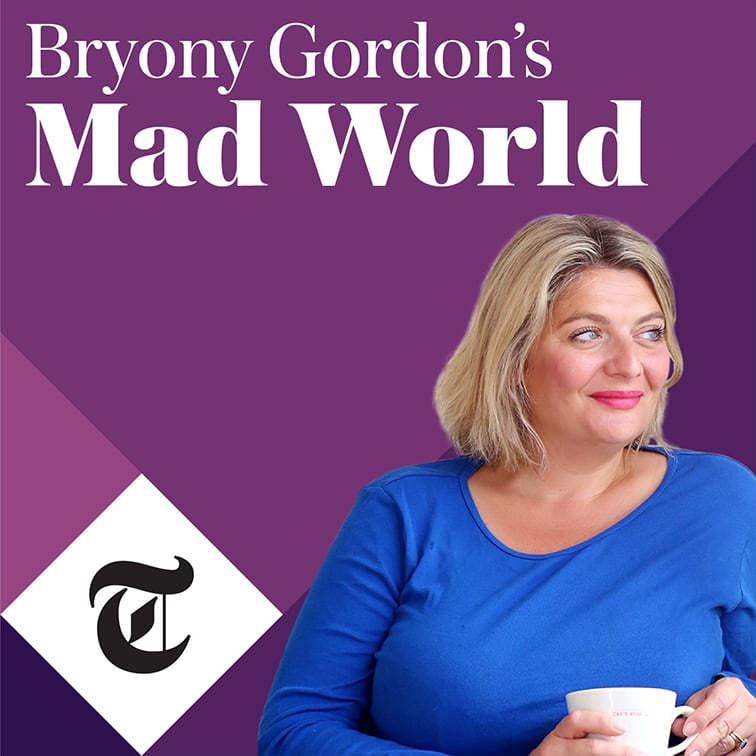 The 14 best uplifting and inspirational podcasts to listen to next Bryony Gordon If I Can Do It