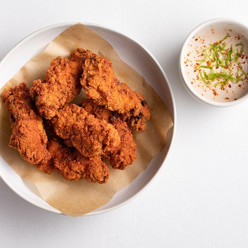 Claridges Fried Chicken