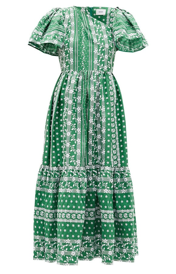 The Dress Edit: The 45 best summer dresses to buy now and wear all season ERDEM MATCHES1345978 1 e1591457800337