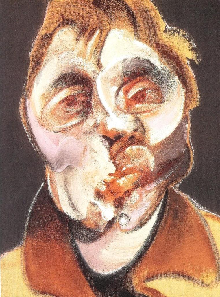 Francis Bacon, Self-portrait (1971)