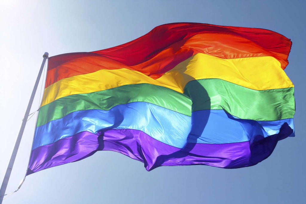 Gay Pride, London 2020