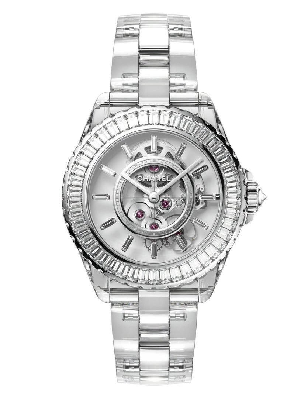 Chanel J12 XRAY Watch