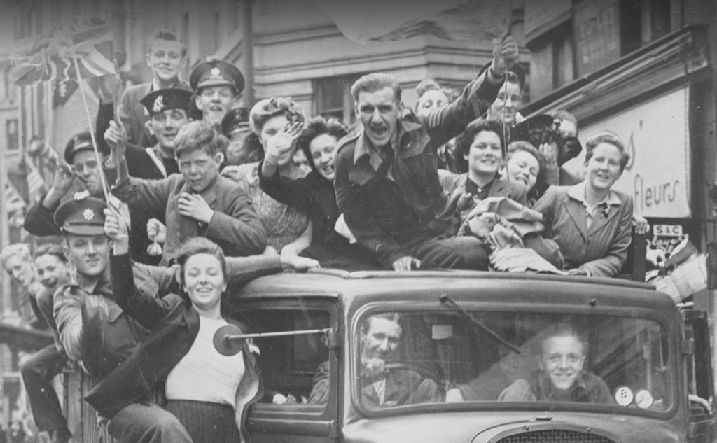 Imperial War Museum VE Day