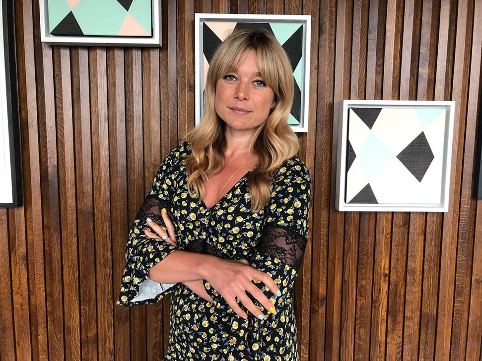 Kate Bryan, Head of Collections at Soho House