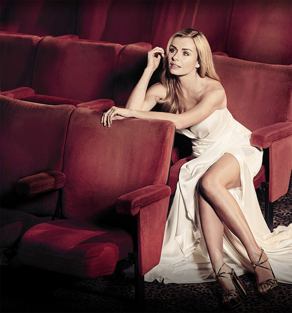 Katherine Jenkins Cinema Paradiso