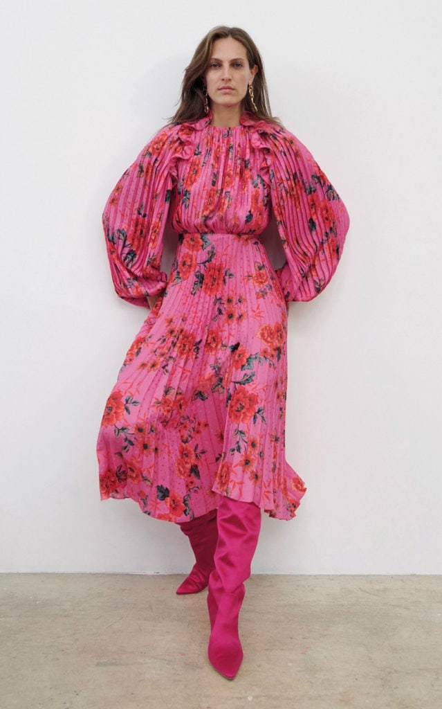 Magda pink dress, as part of The Glossary's best summer dresses edit