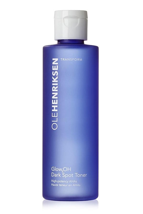 Ole Henriksen Glow2OH Dark Spot Toner, part of Amy Jackson's beauty regime