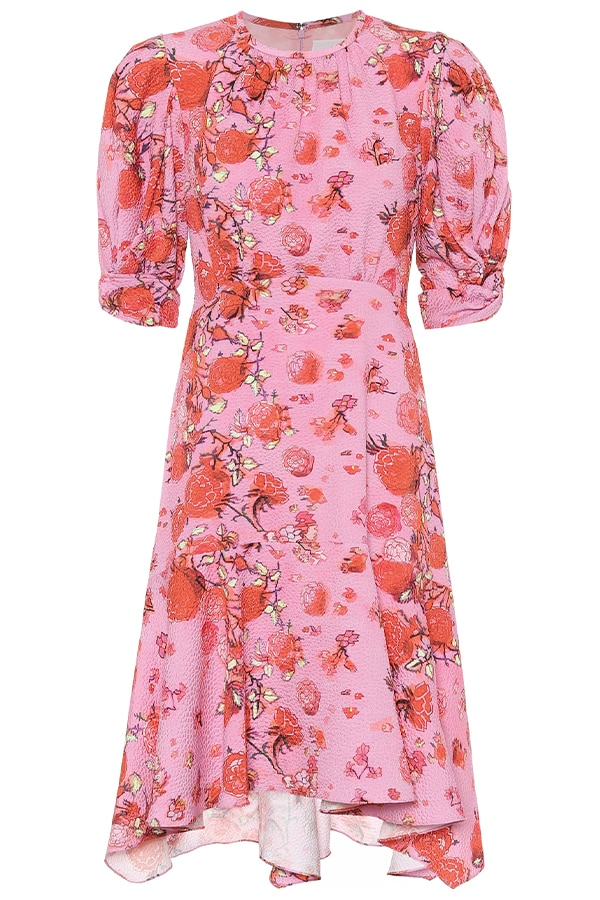 Peter Pilotto pink dress, as part of The Glossary's best summer dresses edit