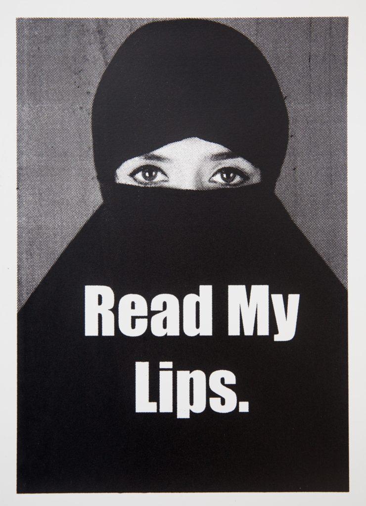 Sarah Maple, Read My Lips