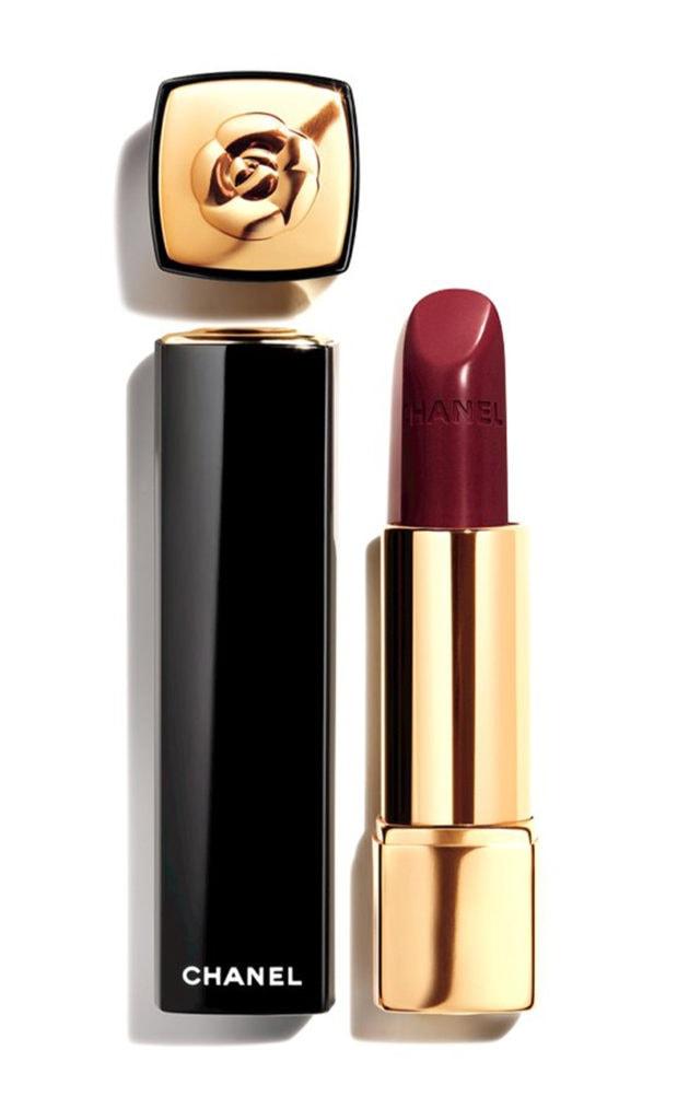 Chanel Rouge Allure Camelia 637 Camélia pourpre