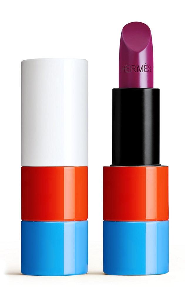 Rouge Hermes, Satin lipstick, Limited Edition, Violet Insensé