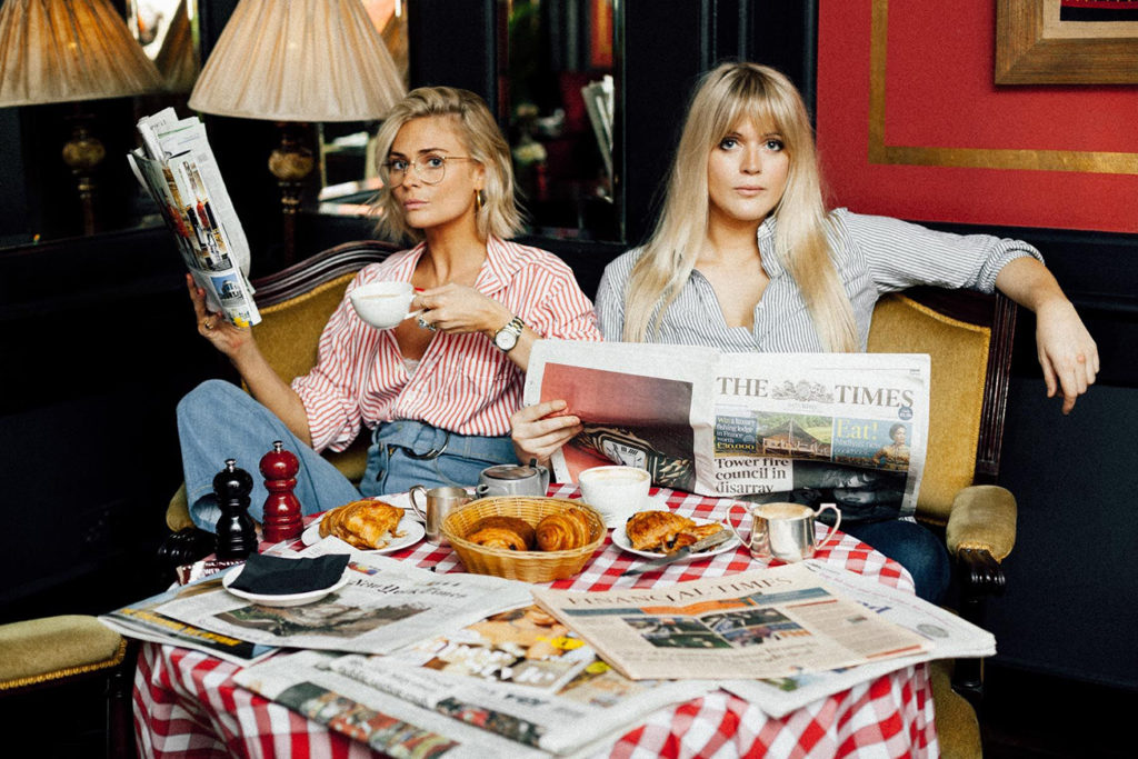 Pandora Sykes and Dolly Alderton
