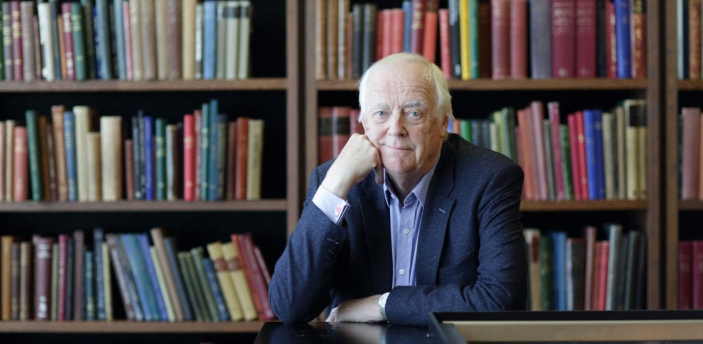 Sir Tim Rice takes part in the Big Book Weekend virtual festival