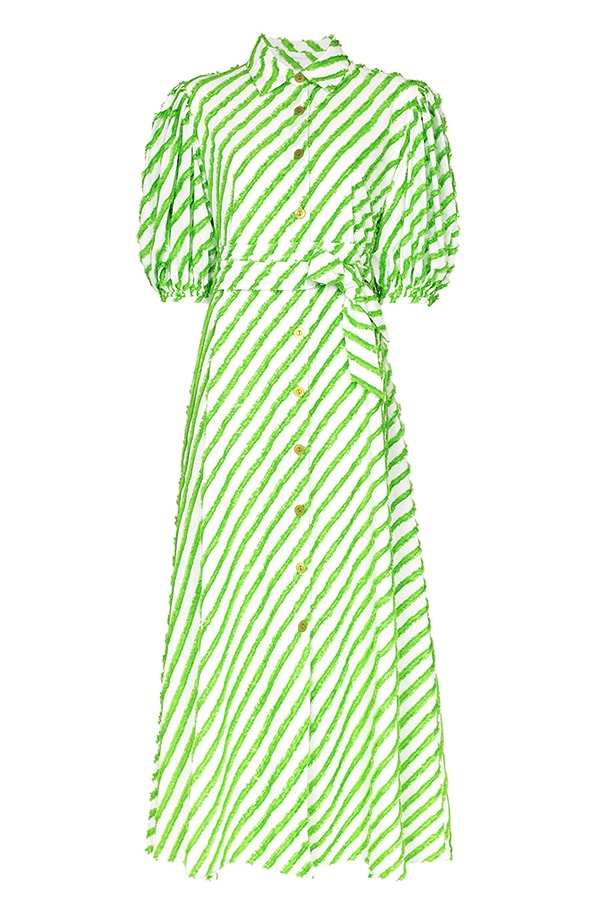 The Dress Edit: The 45 best summer dresses to buy now and wear all season evi grintela BROWNS iris striped maxi dress 14378735 20993325 1920