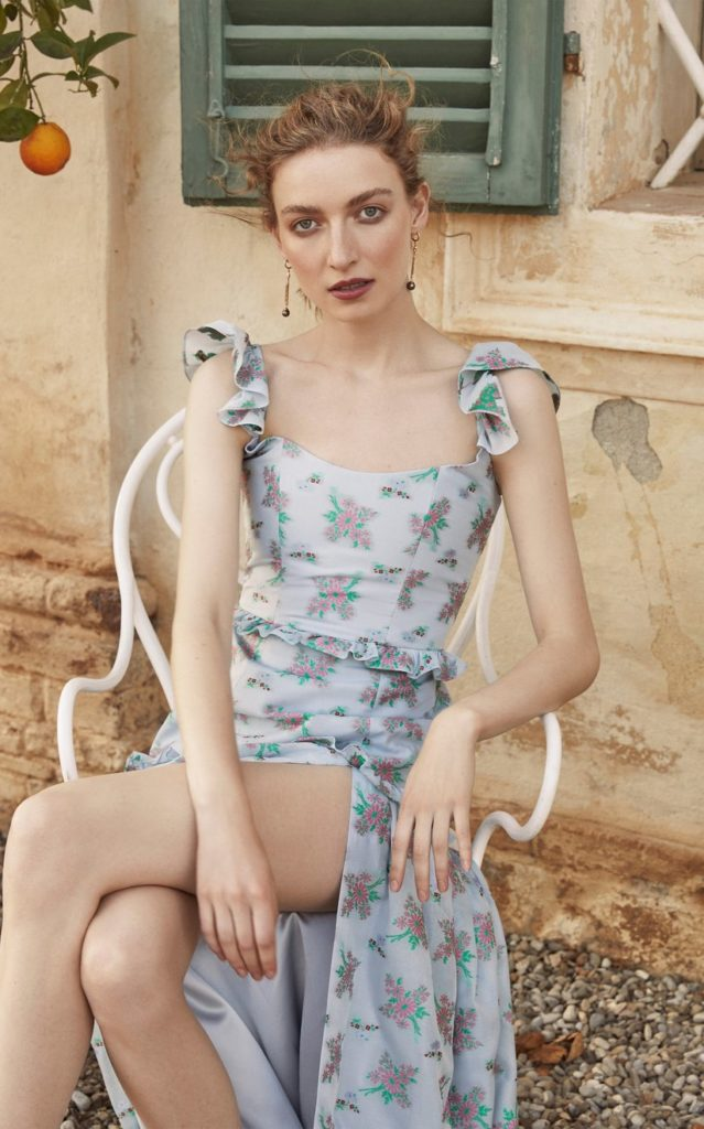 Markarian gown, as part of The Glossary's best summer dresses edit