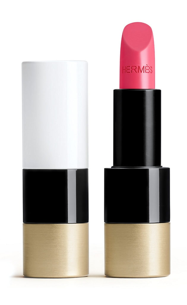 Rouge Hermes, satin lipstick in Rose