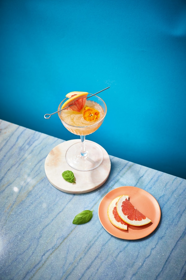 Apricot Blossom Gin cocktail