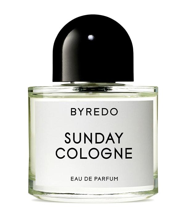 Byredo Sunday Cologne for mens grooming