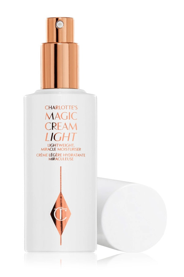 Charlotte Tilbury Magic Cream Light, as part of Alex Steinherr's new beauty products of the week
