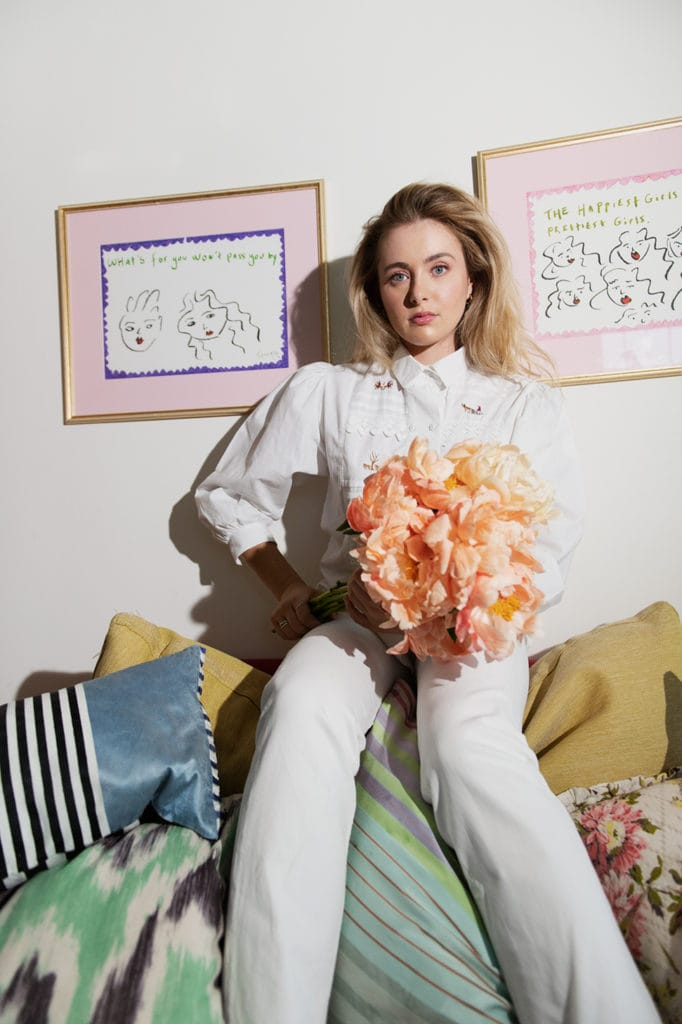 Meet Tatiana Alida, London's hottest new illustrator with designs on the fashion world