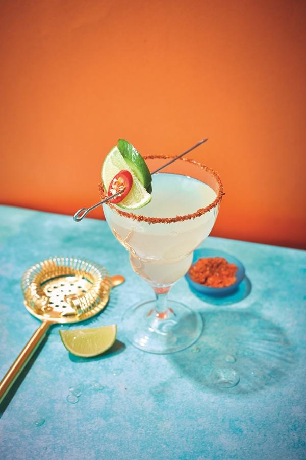 Ginarita Gin cocktail