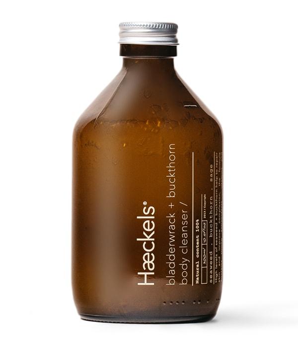 Beauty brand Haeckels' plastic free packaging