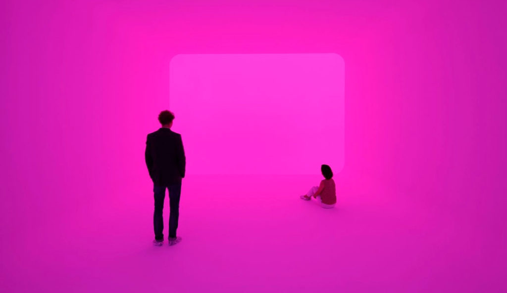 James Turrell The Substance of Light