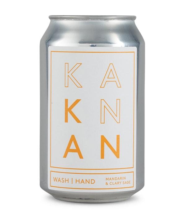 Soap brand Kankan's aluminium packaging