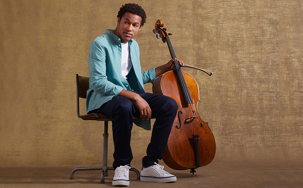 Live Nation drive in concerts with Sheku Kanneh-Mason