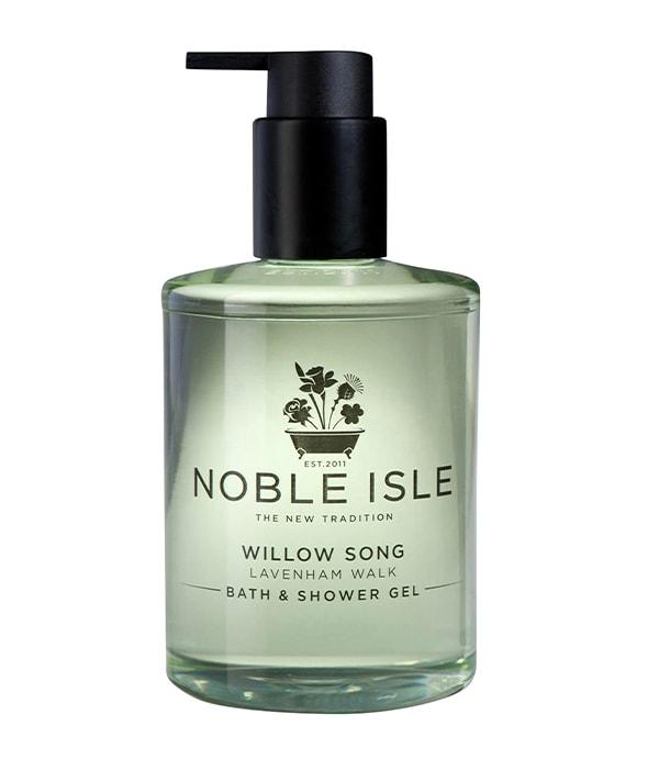 Noble Isle shower gel for mens grooming