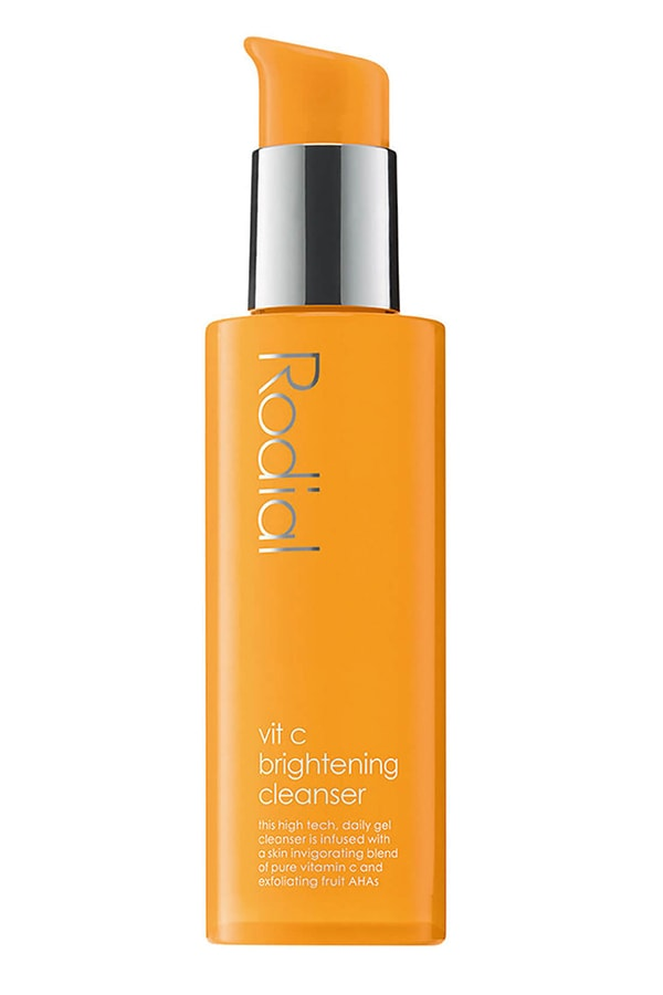 A guide to Vitamin C: The best powerhouse products for brighter skin Rodial Vit C Brightening Cleanser