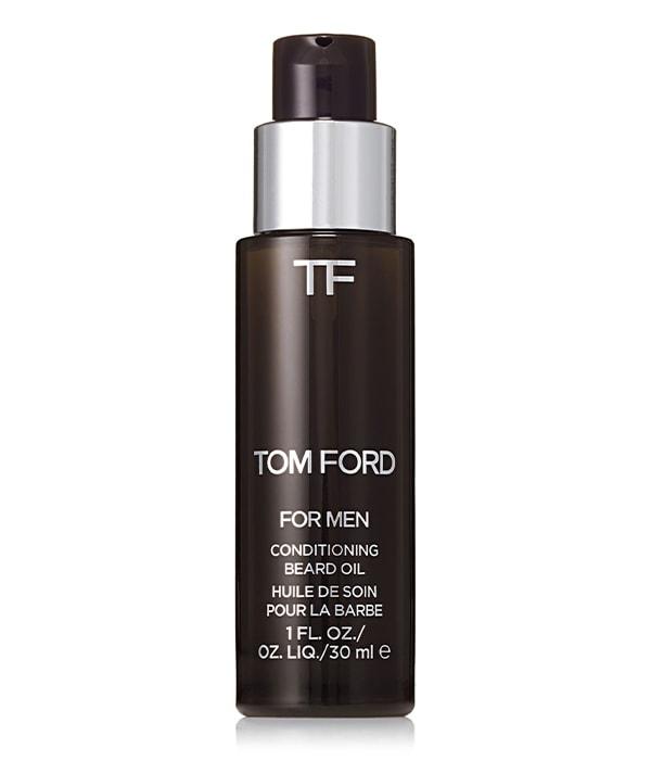 Tom Ford beard oil for mens grooming